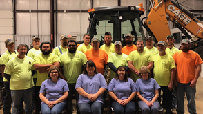 Picture of the staff of Trumann Public Works