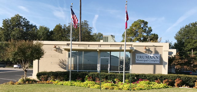 Trumann Municipal Complex at 225 Highway 463 North